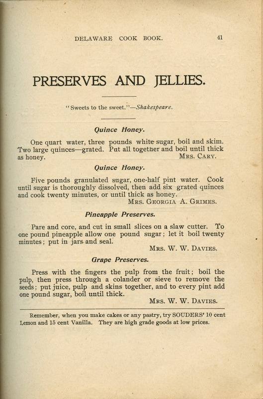 Delaware Cook Book (p. 46)
