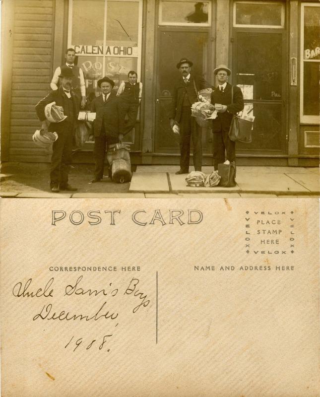 John Bricker Sr.'s Postcard Collection (p. 28)