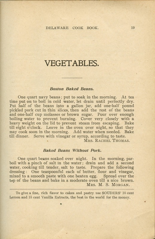 Delaware Cook Book (p. 24)