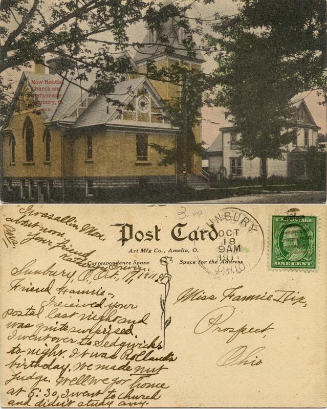 John Bricker Sr.'s Postcard Collection (p. 125)
