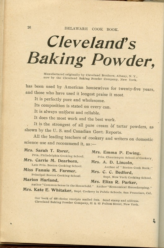 Delaware Cook Book (p. 31)