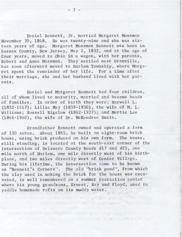 Daniel Bennett, Jr. (p. 9)