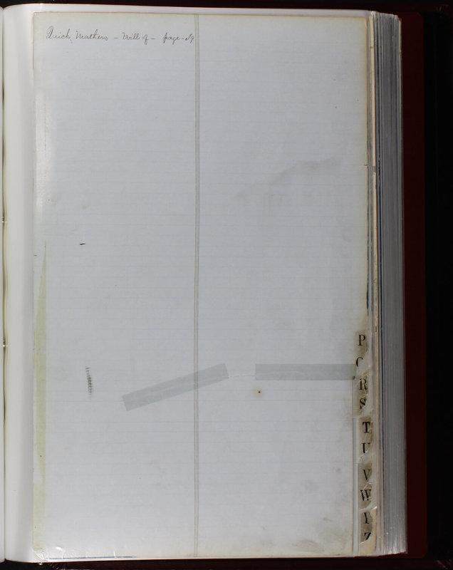 Delaware County Ohio Will Records Vol. 1 1812-1835 (p. 21)