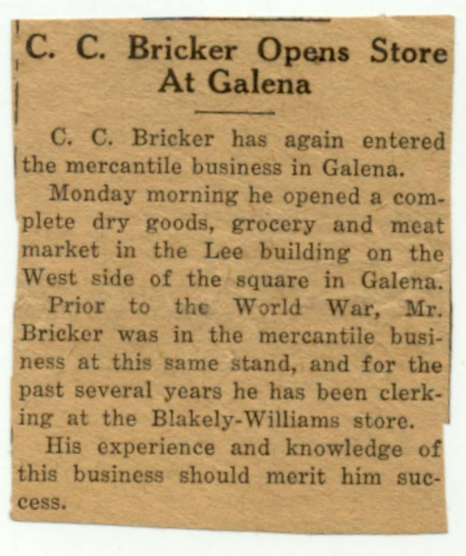 John Bricker Sr.'s Postcard Collection (p. 118)