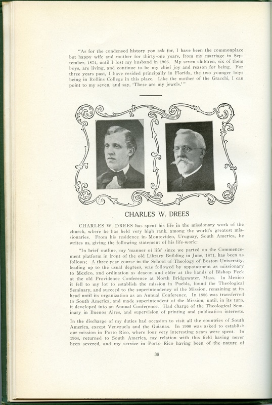 The Souvenir of Forty Years (p. 34)