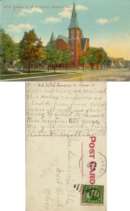 John Bricker Sr.'s Postcard Collection (p. 227)