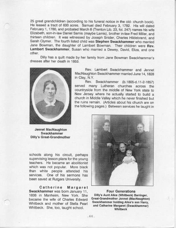 Flashback: A Story of Two Families (p. 75)