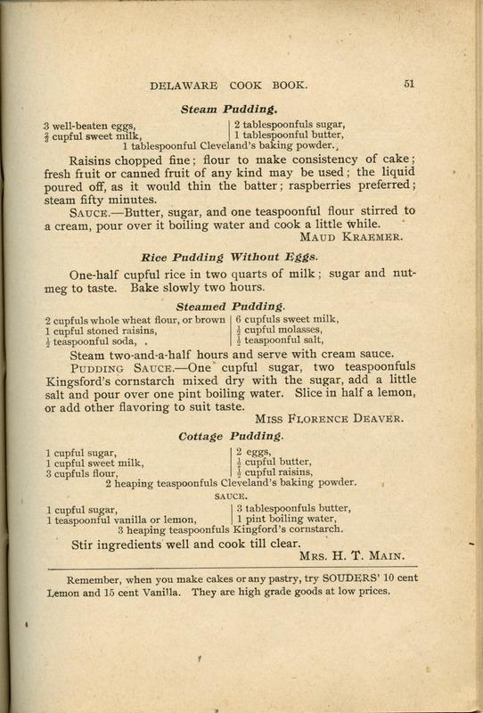 Delaware Cook Book (p. 56)