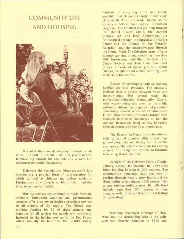 Welcome to Delaware, Ohio (1973) (p. 12)