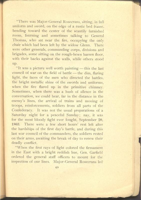 Major-General William Stark Rosecrans (p. 73)