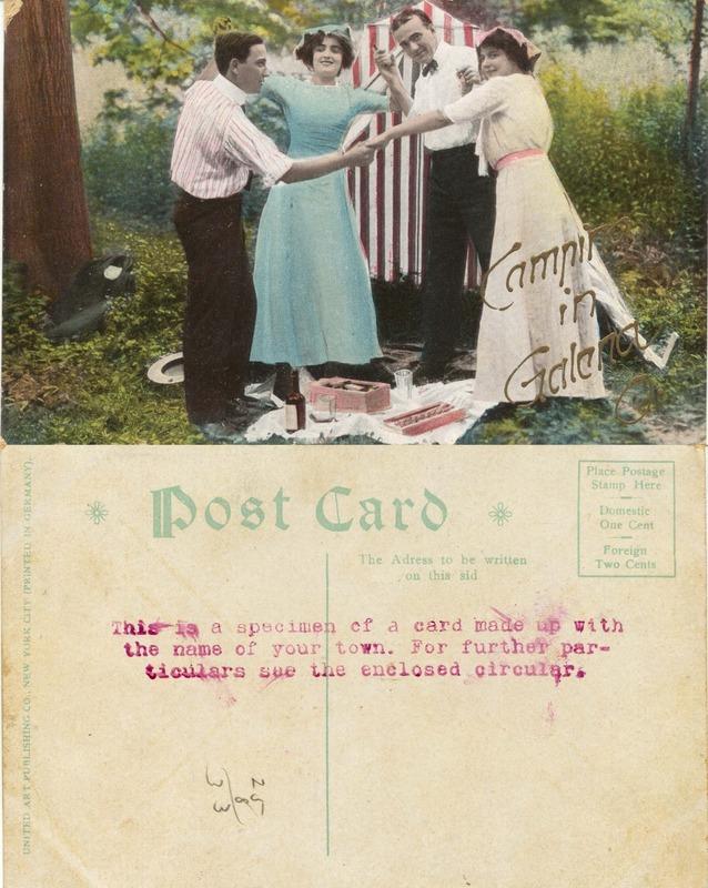 John Bricker Sr.'s Postcard Collection (p. 9)