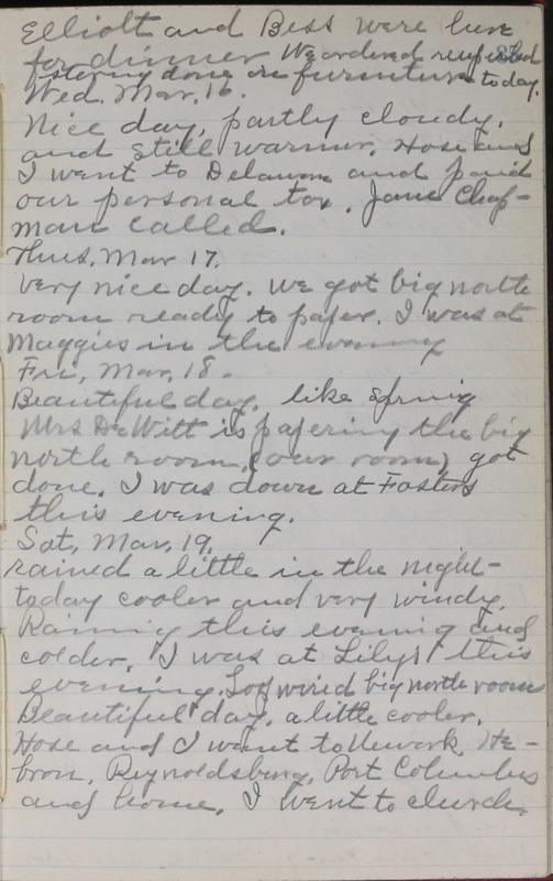 Roberta Hopkins' Journal, 1931-1933 (p. 88)