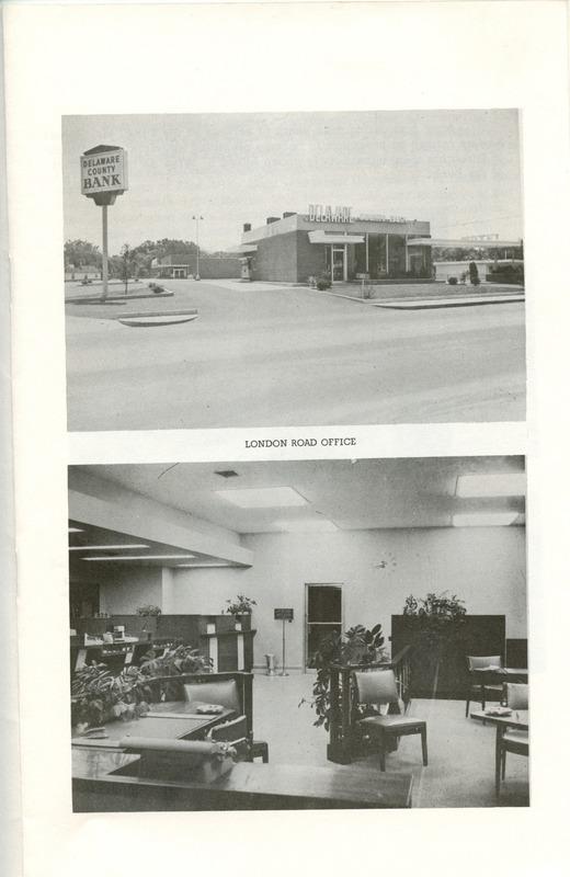 Delaware County Bank 1950-1975 (p. 8)