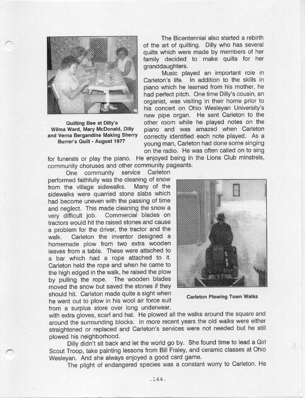 Flashback: A Story of Two Families (p. 153)