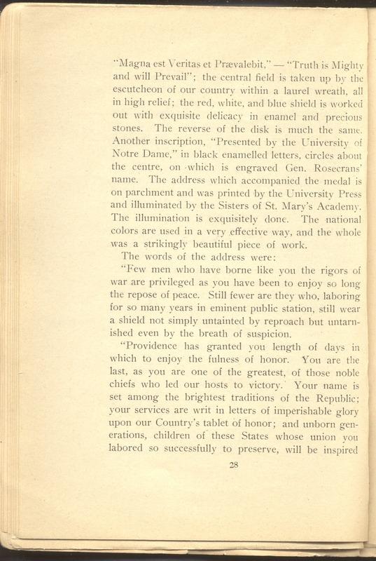Major-General William Stark Rosecrans (p. 32)