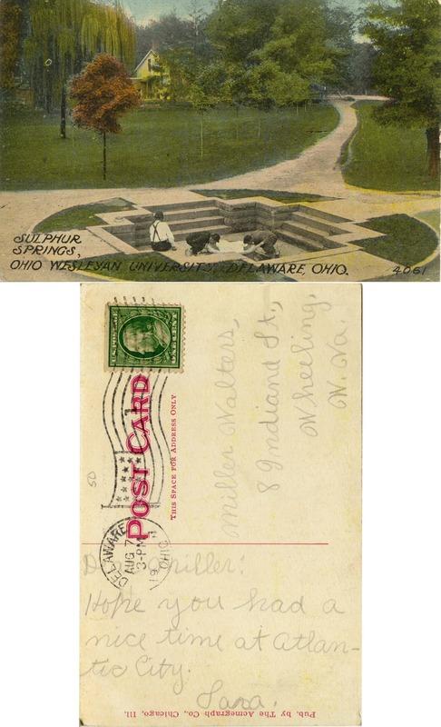 John Bricker Sr.'s Postcard Collection (p. 207)