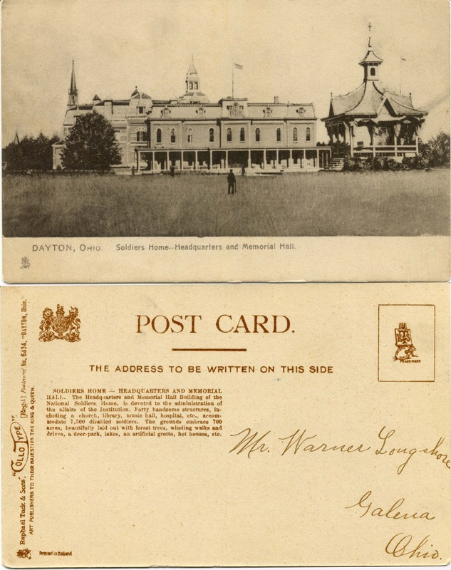 John Bricker Sr.'s Postcard Collection (p. 109)