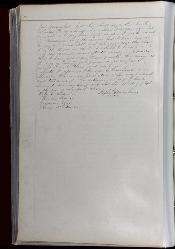 Delaware County Ohio Will Records Vol. 1 1812-1835 (p. 84)