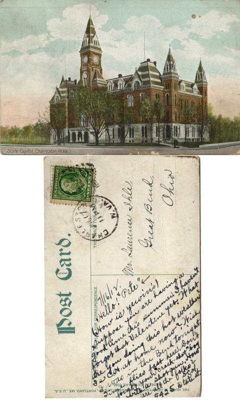 John Bricker Sr.'s Postcard Collection (p. 235)