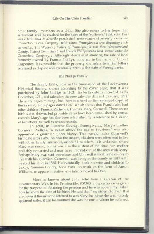 Life on the Ohio Frontier (p. 23)