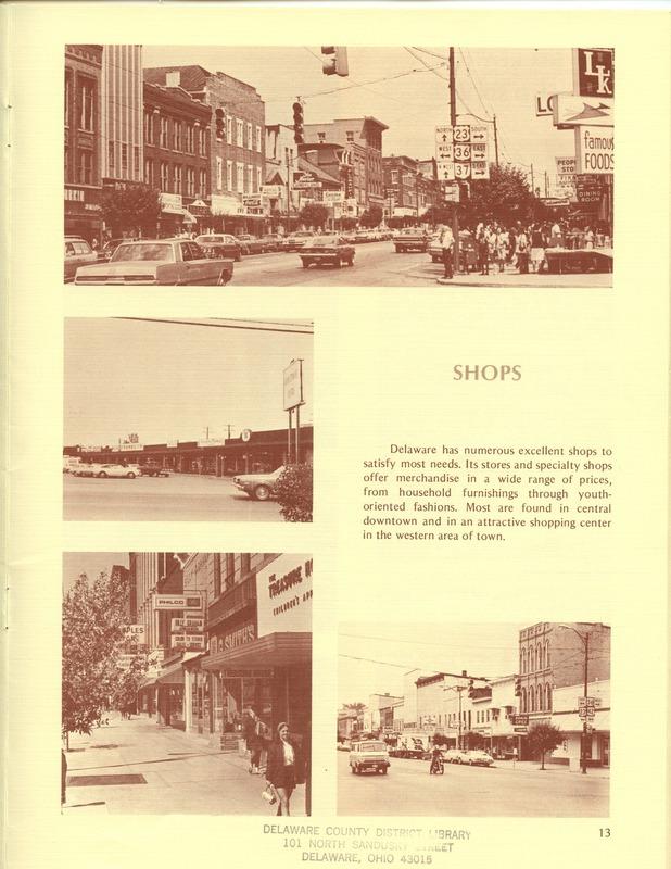 Welcome to Delaware, Ohio (1973) (p. 15)