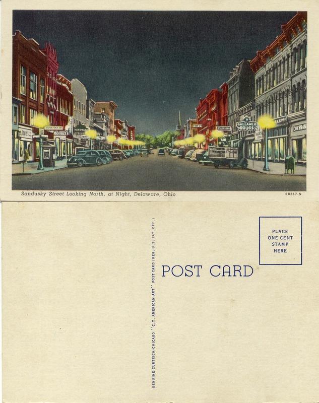 John Bricker Sr.'s Postcard Collection (p. 215)
