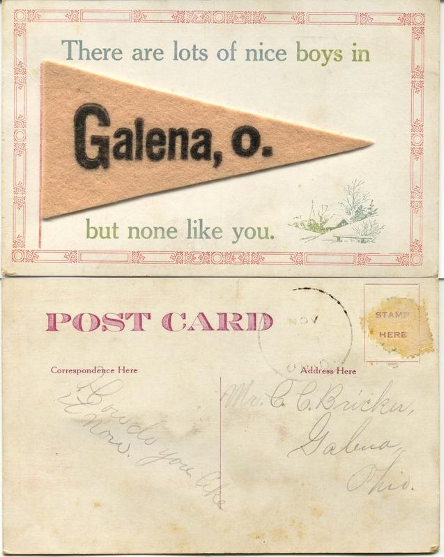 John Bricker Sr.'s Postcard Collection (p. 5)