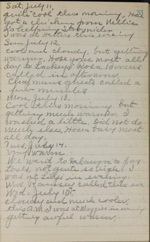 Roberta Hopkins' Journal, 1931-1933 (p. 36)