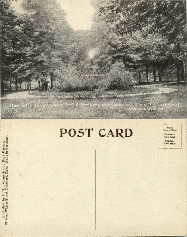 John Bricker Sr.'s Postcard Collection (p. 156)
