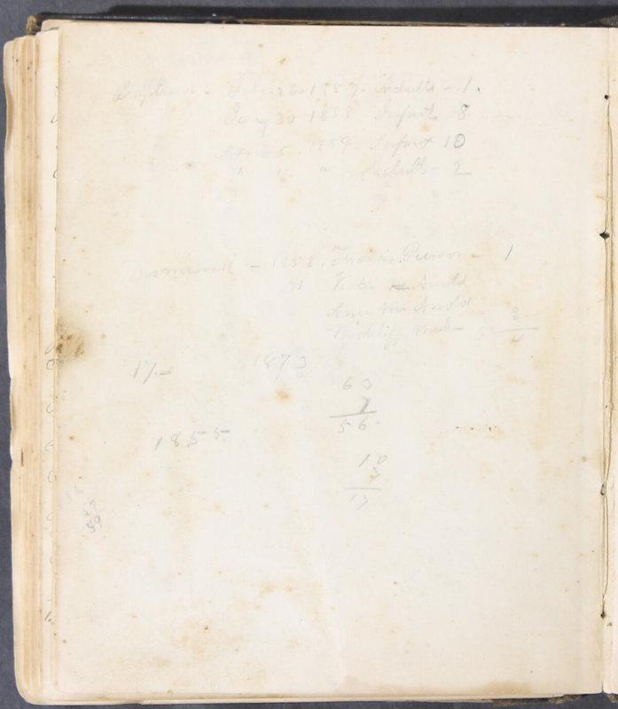 Sessional Records of the 1st Presbyterian Church of Trenton, Delaware Co., Ohio, 1831 (p. 132)
