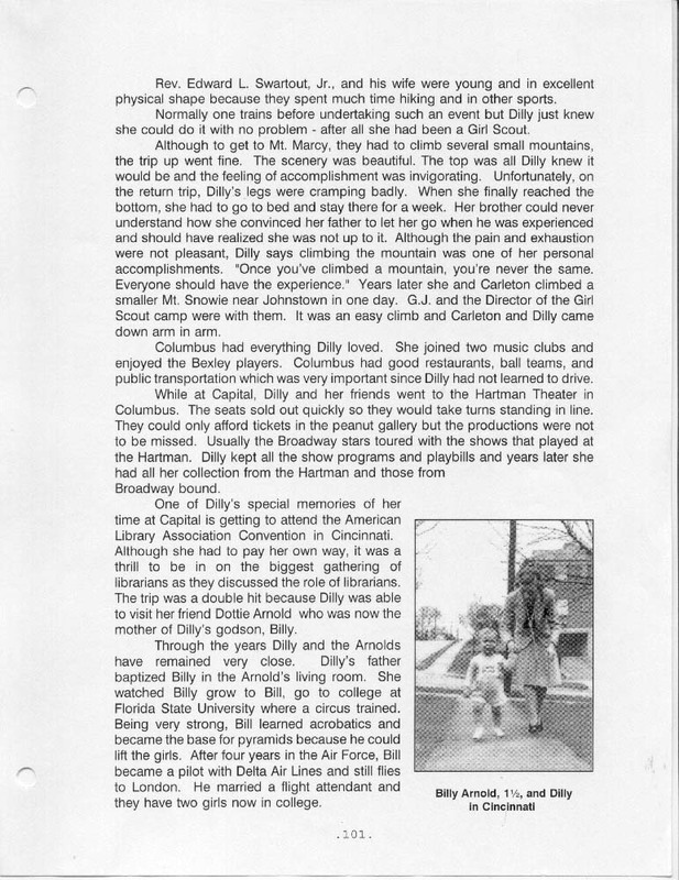 Flashback: A Story of Two Families (p. 110)