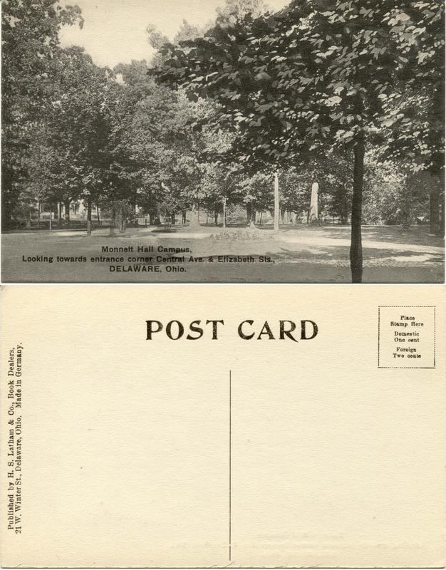 John Bricker Sr.'s Postcard Collection (p. 201)