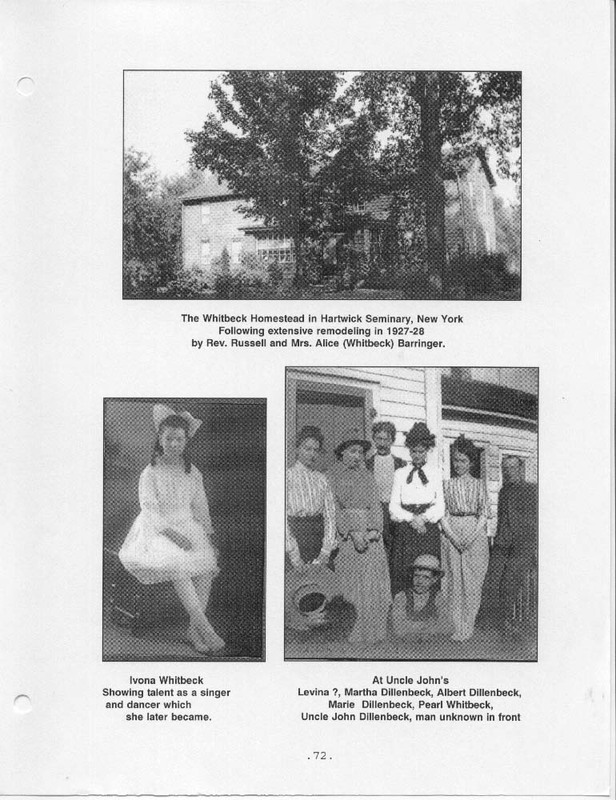 Flashback: A Story of Two Families (p. 81)