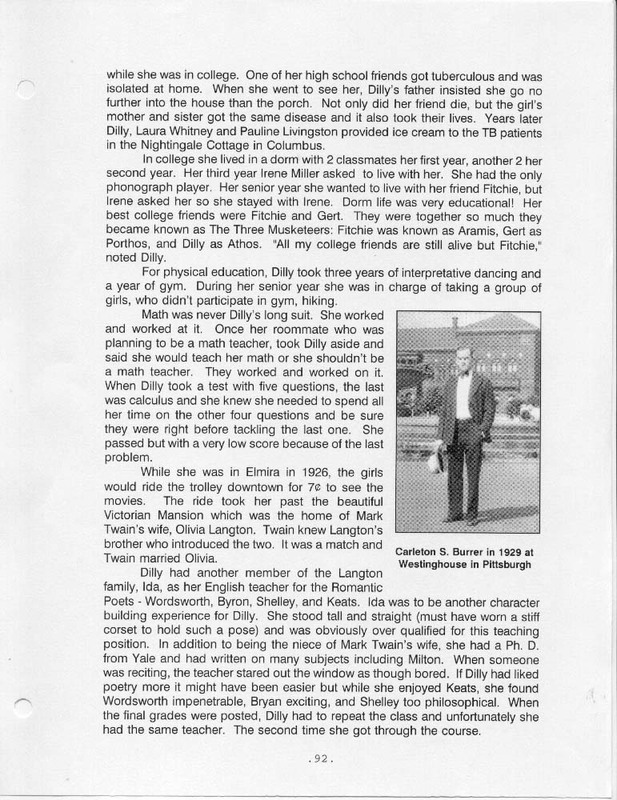 Flashback: A Story of Two Families (p. 101)