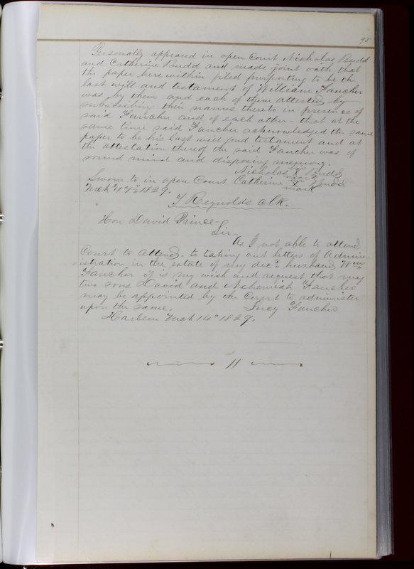 Delaware County Ohio Will Records Vol. 1 1812-1835 (p. 127)