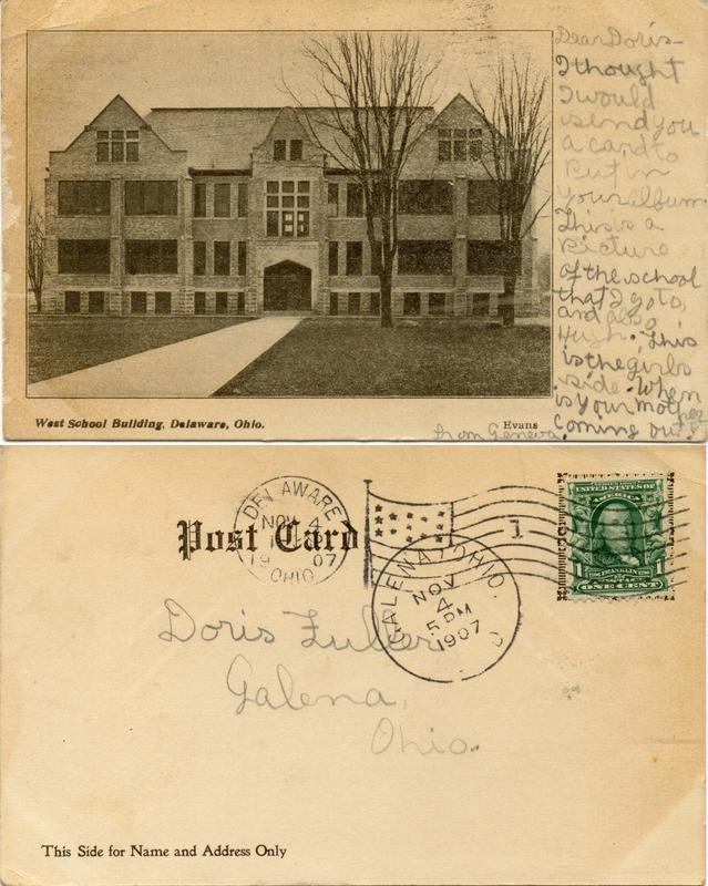 John Bricker Sr.'s Postcard Collection (p. 174)