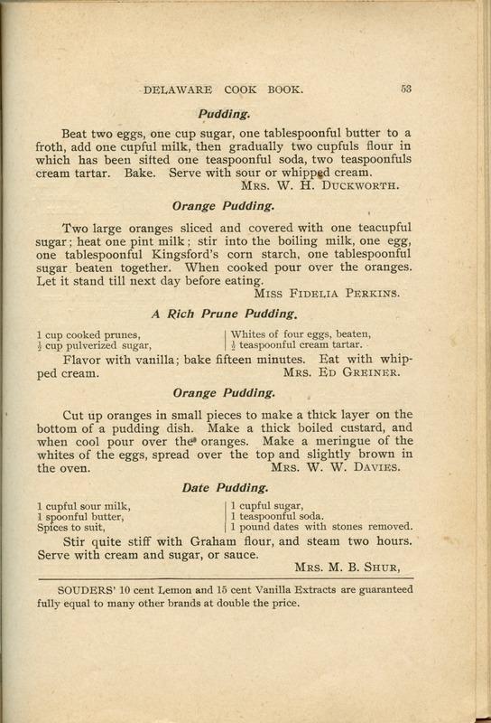 Delaware Cook Book (p. 58)