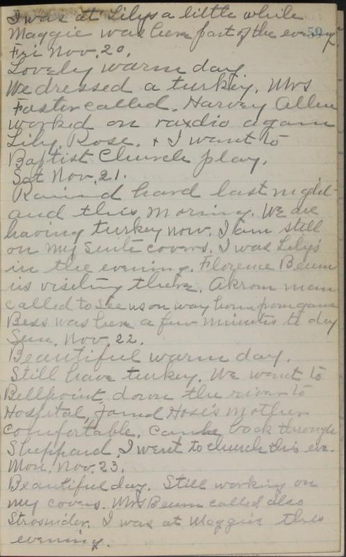 Roberta Hopkins' Journal, 1931-1933 (p. 62)