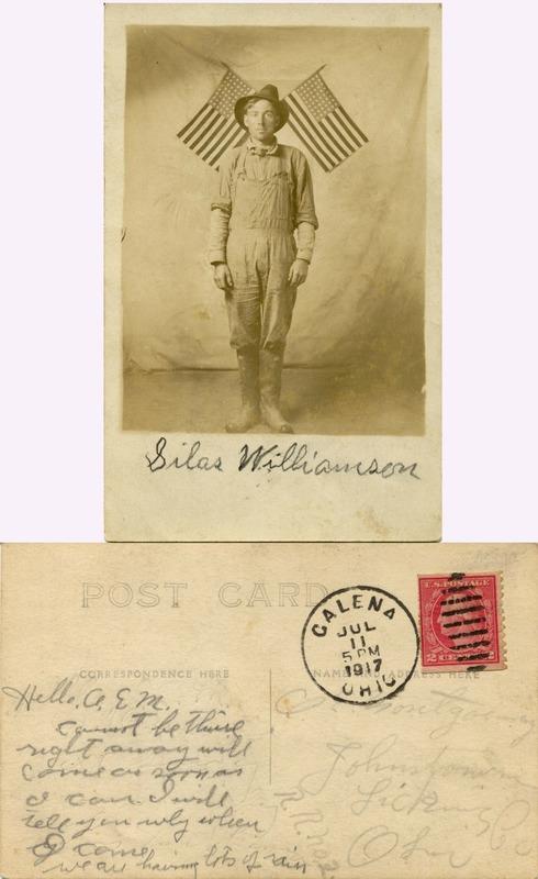 John Bricker Sr.'s Postcard Collection (p. 66)