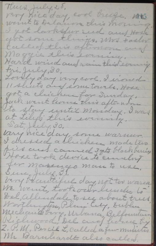 Roberta Hopkins' Journal, 1931-1933 (p. 118)