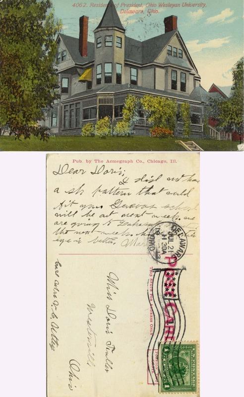 John Bricker Sr.'s Postcard Collection (p. 179)