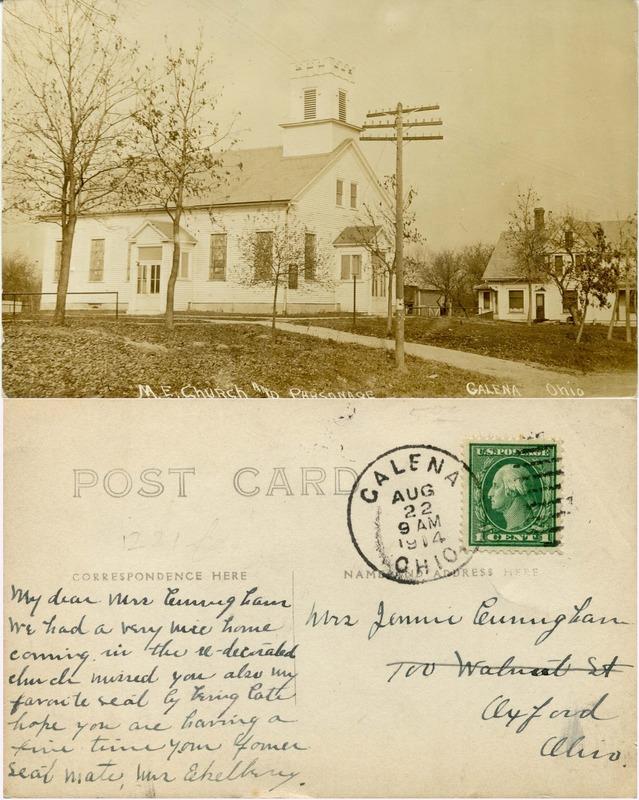John Bricker Sr.'s Postcard Collection (p. 59)