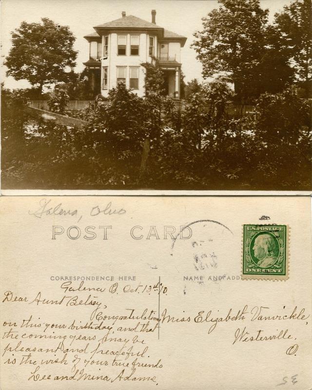 John Bricker Sr.'s Postcard Collection (p. 57)