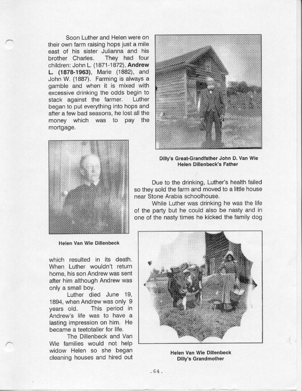 Flashback: A Story of Two Families (p. 73)