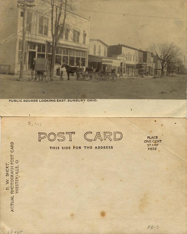 John Bricker Sr.'s Postcard Collection (p. 144)