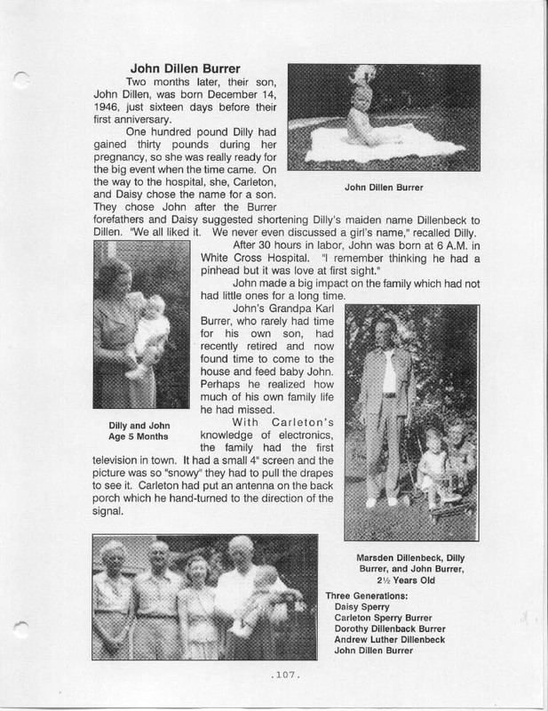 Flashback: A Story of Two Families (p. 116)