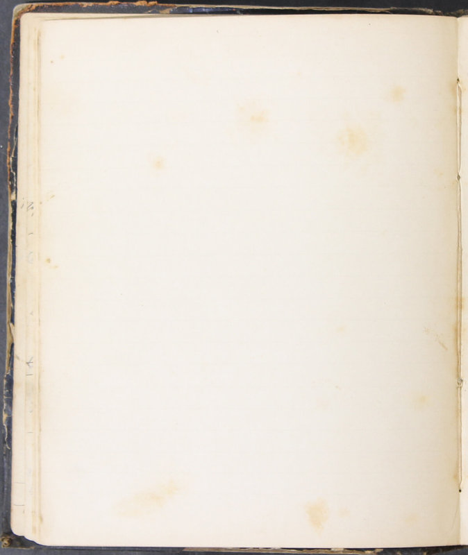 Sessional Records of the 1st Presbyterian Church of Trenton, Delaware Co., Ohio, 1831 (p. 120)