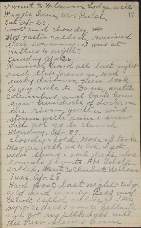 Roberta Hopkins' Journal, 1931-1933 (p. 20)