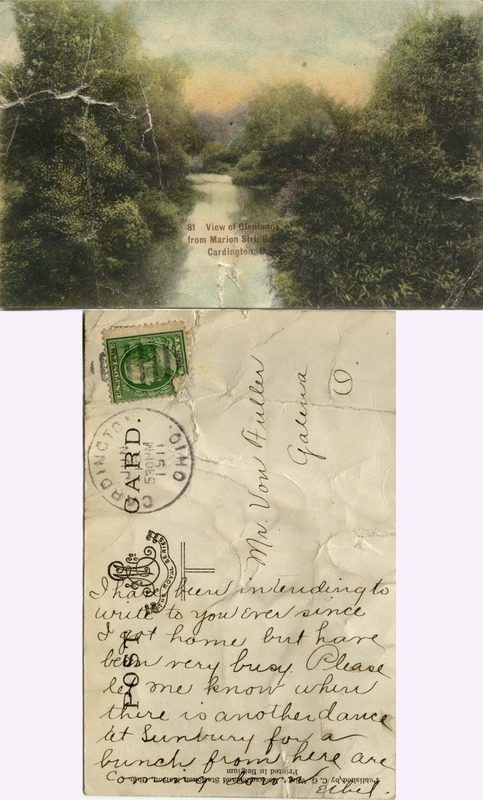 John Bricker Sr.'s Postcard Collection (p. 147)