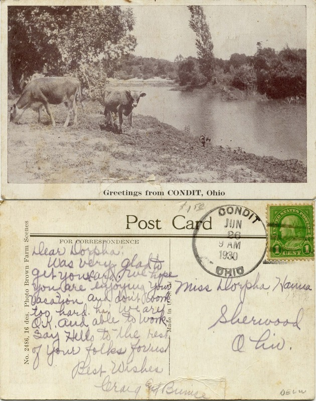 John Bricker Sr.'s Postcard Collection (p. 107)